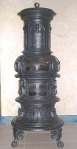 Antique French Stove Co stoves sold 19thC