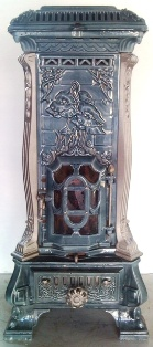 Antique French Stove Co